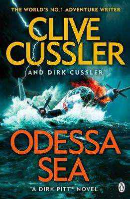 Cover of Odessa Sea - Clive Cussler - 9781405927659