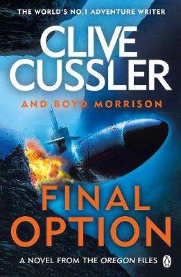 Cover of Final Option - Clive Cussler - 9781405941006