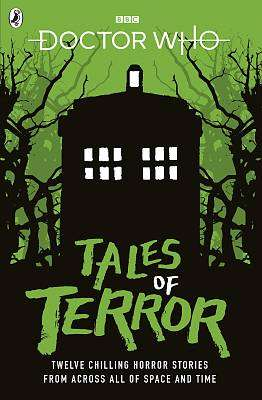 Cover of Doctor Who: Tales of Terror - Mike Tucker - 9781405942799