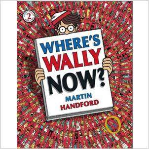 Cover of Where's Wally Book 2 : Where's Wally Now? - Martin Hanford - 9781406305869