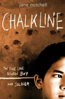 Cover of Chalkline - Jane Mitchell - 9781406315172