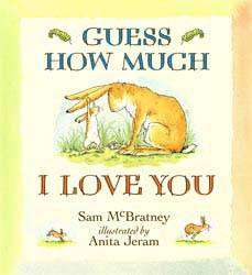 Cover of Guess How Much I Love You : Big Book - Sam McBratney - 9781406318111
