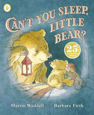 Cover of Can't You Sleep, Little Bear? - Martin Waddell - 9781406353037