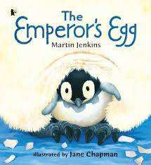 Cover of The Emperor's Egg - Martin Jenkins - 9781406366990