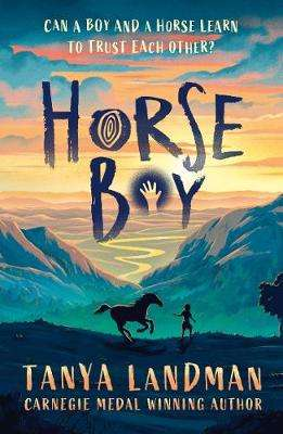 Cover of Horse Boy - Tanya Landman - 9781406377583