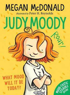 Cover of Judy Moody - Megan McDonald - 9781406380354