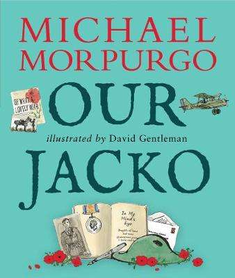 Cover of Our Jacko - Sir Michael Morpurgo - 9781406383140