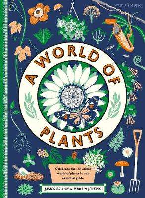 Cover of A World of Plants - Martin Jenkins - 9781406388565