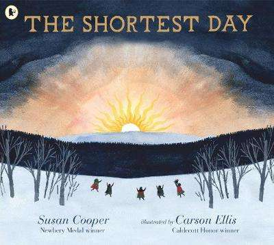 Cover of The Shortest Day - Susan Cooper - 9781406394191