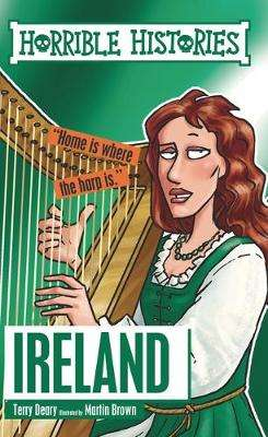 Cover of Horrible Histories: Ireland - Terry Deary - 9781407182285
