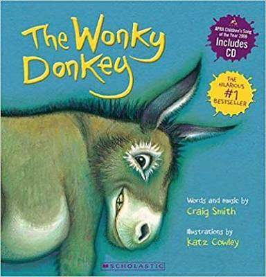 Cover of The Wonky Donkey - Craig Smith - 9781407195414