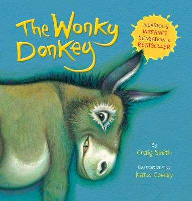 Cover of The Wonky Donkey - Craig Smith - 9781407195575