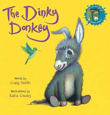 Cover of The Dinky Donkey - Craig Smith - 9781407198514