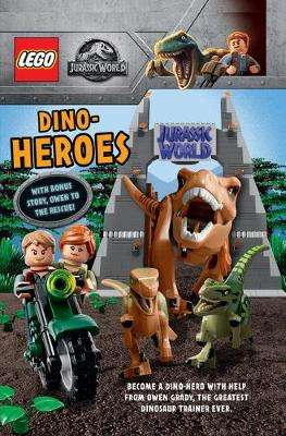 Cover of Dino Heroes (with bonus story Owen to the Rescue) - Scholastic - 9781407198804