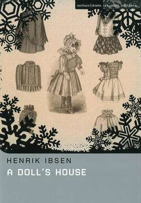 Cover of A Doll's House - Henrik Ibsen - 9781408106020