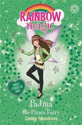 Cover of Rainbow Magic: Padma the Pirate Fairy: Special - Daisy Meadows - 9781408352441
