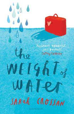 Cover of The Weight of Water - Sarah Crossan - 9781408830239