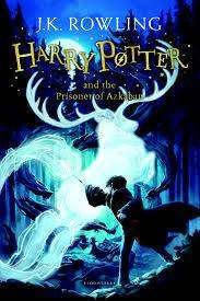 Cover of Harry Potter Book 3: Harry Potter and the Prisoner of Azkaban - J. K. Rowling - 9781408855676