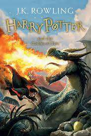 Cover of Harry Potter Book 4: Harry Potter and the Goblet of Fire - J. K. Rowling - 9781408855683