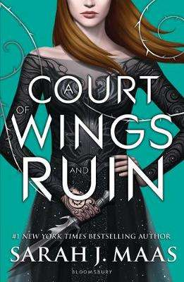 Cover of A Court of Wings and Ruin - Sarah J. Maas - 9781408857908