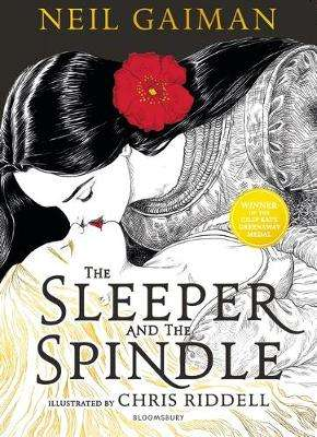 Cover of The Sleeper and the Spindle - Neil Gaiman - 9781408859650