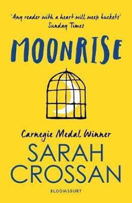Cover of Moonrise - Sarah Crossan - 9781408867815