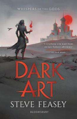 Cover of Dark Art - Steve Feasey - 9781408873410