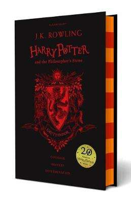Cover of Harry Potter and the Philosopher's Stone - Gryffindor Edition - J. K. Rowling - 9781408883747