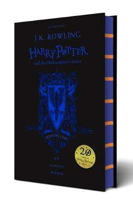 Cover of Harry Potter and the Philosopher's Stone - Ravenclaw Edition - J. K. Rowling - 9781408883785