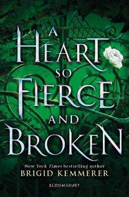 Cover of A Heart So Fierce and Broken - Brigid Kemmerer - 9781408885086