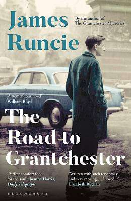 Cover of The Road to Grantchester - James Runcie - 9781408886861