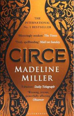 Cover of Circe - Madeline Miller - 9781408890042