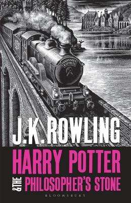Cover of Harry Potter and the Philosopher's Stone - J. K. Rowling - 9781408894620