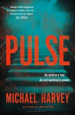 Cover of Pulse - Michael Harvey - 9781408895320