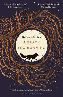 Cover of Black Fox Running - Brian Carter - 9781408896129