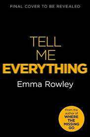 Cover of You Can Trust Me - Emma Rowley - 9781409175810