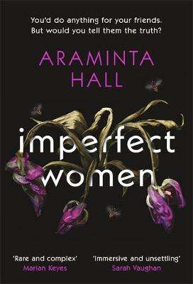 Cover of Imperfect Women - Araminta Hall - 9781409196099