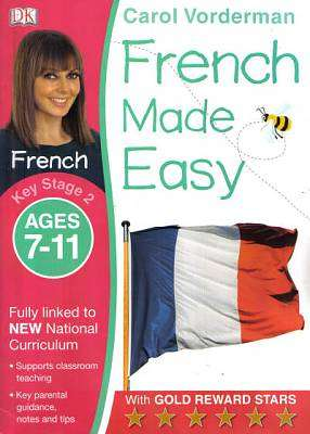 Cover of French Made Easy - Carol Vorderman - 9781409349396