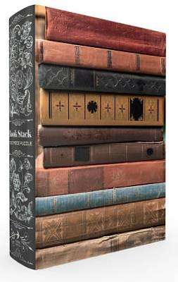 Cover of Book Stack Book Box Puzzle - Smith Gibbs - 9781423650683