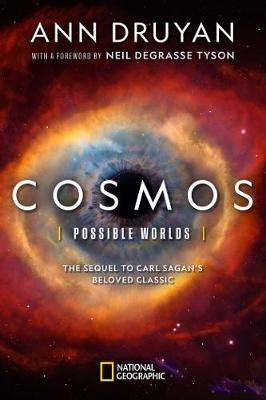 Cover of Cosmos Possible Worlds - Ann Druyan - 9781426219085