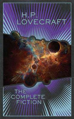 Cover of H.P. Lovecraft: The Complete Fiction - H. P. Lovecraft - 9781435122963