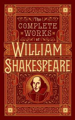 Cover of The Complete Works of William Shakespeare - William Shakespeare - 9781435154476