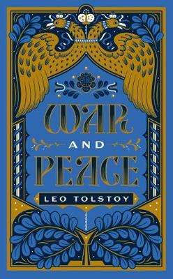 Cover of War and Peace - Leo Tolstoy - 9781435169876