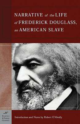 Cover of Narrative of the Life of Frederick Douglass, an American Slave - Frederick Douglass - 9781435171954