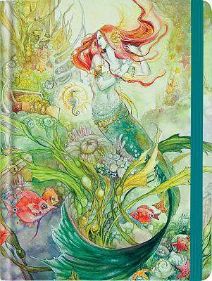 Cover of Mermaid Journal - Inc Peter Pauper Press - 9781441322746