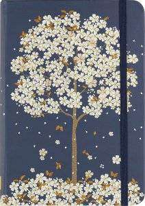 Cover of Falling Blossoms Small Journal - Peter Pauper Press - 9781441332219