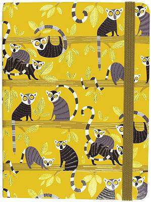 Cover of Journal Mid Lemur Palooza - Peter Pauper Press - 9781441332257