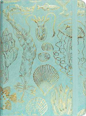 Cover of Journal Mid Sealife Sketches - Peter Pauper Press - 9781441332264