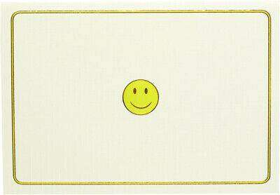 Cover of Note Cards Smiley Face - Peter Pauper Press - 9781441332691