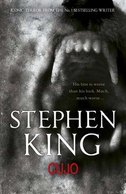 Cover of Cujo - Stephen King - 9781444708127